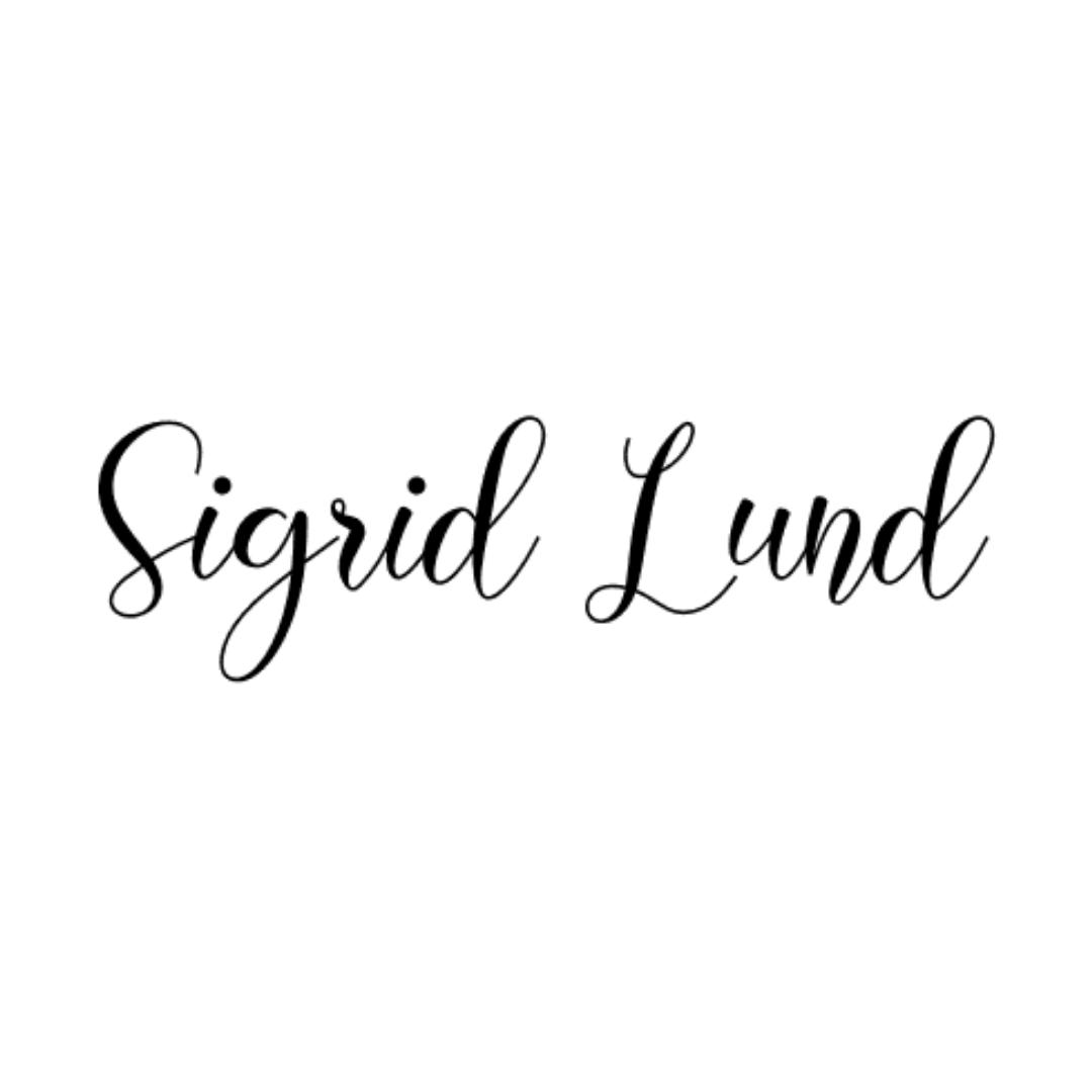 Sigrid Lund underskrift